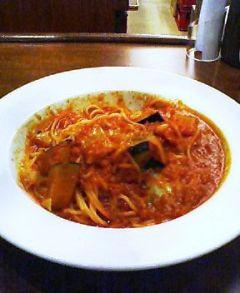 茄子と野菜のトマトソーススパゲティ.jpg