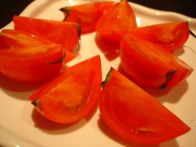楮飼農園の真っ赤なフルーツトマト