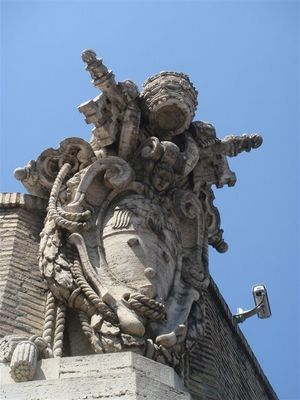 06・リソルジメント広場に面したアウレリアヌスの城壁.jpg