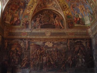049・十字架の出現・ラファエロの弟子・ジュリアーノ・ロマーノ.jpg