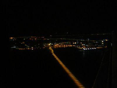 12・空から眺める夜のヴェネツィア本島.jpg